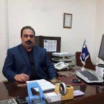 دبیر هیئت اسکواش خوزستان