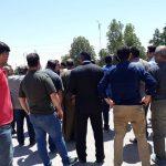 در شرایطی که خوزستان شدیدا نیازمند آرامش است چه کسانی؟ و چرا با صدور دستورات سلبی باعث ایجاد بحران و ایجاد تنش درمیدان میوهو تره بار الغدیر شده اند؟