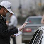 رئیس پلیس راه خوزستان: محدودیتهای فعلی تردد تا ۲۲ فروردین ادامه دارد