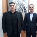 بابک طهماسبی مشاور مدیرکل حفاظت محیط زیست خوزستان شد