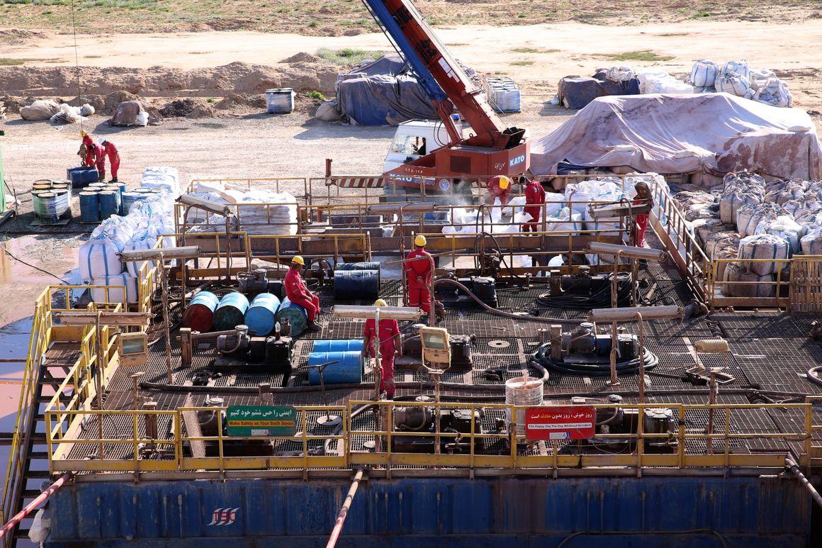 به همت شرکت ملی حفاری ایران انجام شد؛حفر ۸۲ حلقه چاه نفت و گاز در ۸ ماه امسال