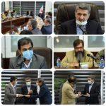 دکترخداداد غریب پور مدیرعامل گروه مالی سپهرصادرات شد