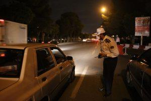 رئیس پلیس راه خوزستان: محدودیتهای تردد شبانه برقرار است