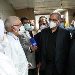 دستور رئیسی برای رفع فوری کمبودهای بهداشتی و درمانی خوزستان