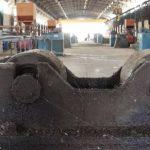 خاموش شدن صدای تولید در کارخانه اکسین لوله کارون